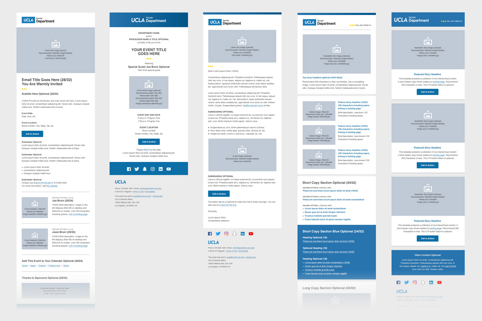 Brand Guidelines Application Email