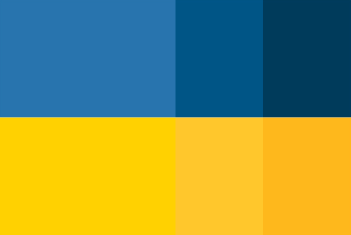 Brand Guidelines Identity Colors
